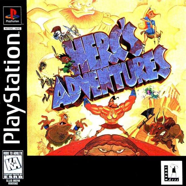 Herc's Adventures [U] ISO < PSX ISOs | Emuparadise